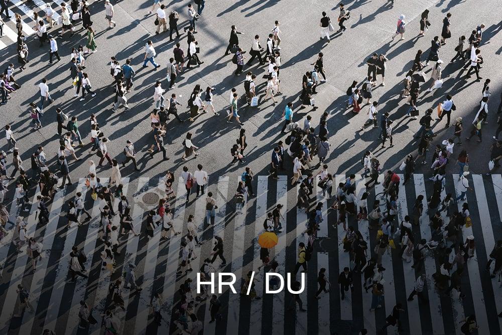HR - DU